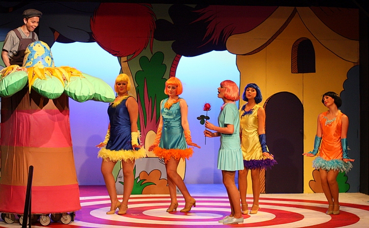 Seussical the Musical 1