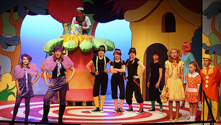 Seussical the Musical 2