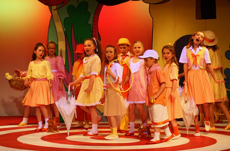 Seussical the Musical 14