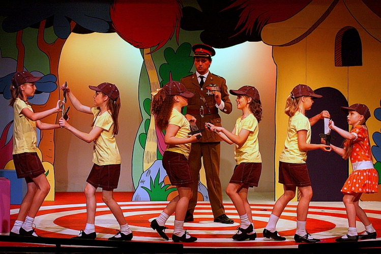 Seussical the Musical 16