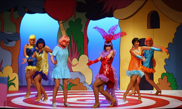 Seussical the Musical 17