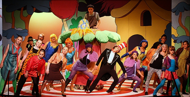 Seussical the Musical 26