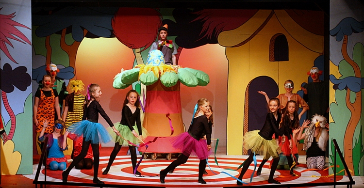 Seussical the Musical 28